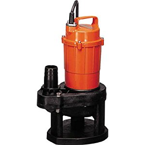 寺田ポンプ製作所 小型汚物用水中ポンプ 非自動 60Hz SX-150-60HZ [A230101]