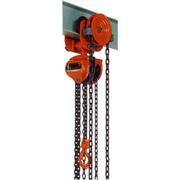 象印 ギヤードトロリ式チェーンブロック2t楊程3m HG-02030 [A020107]