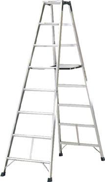 ピカ 【代引不可】【直送】 ピカ専用脚立HM型 天板幅広 14尺 HM-C420 [A130221]