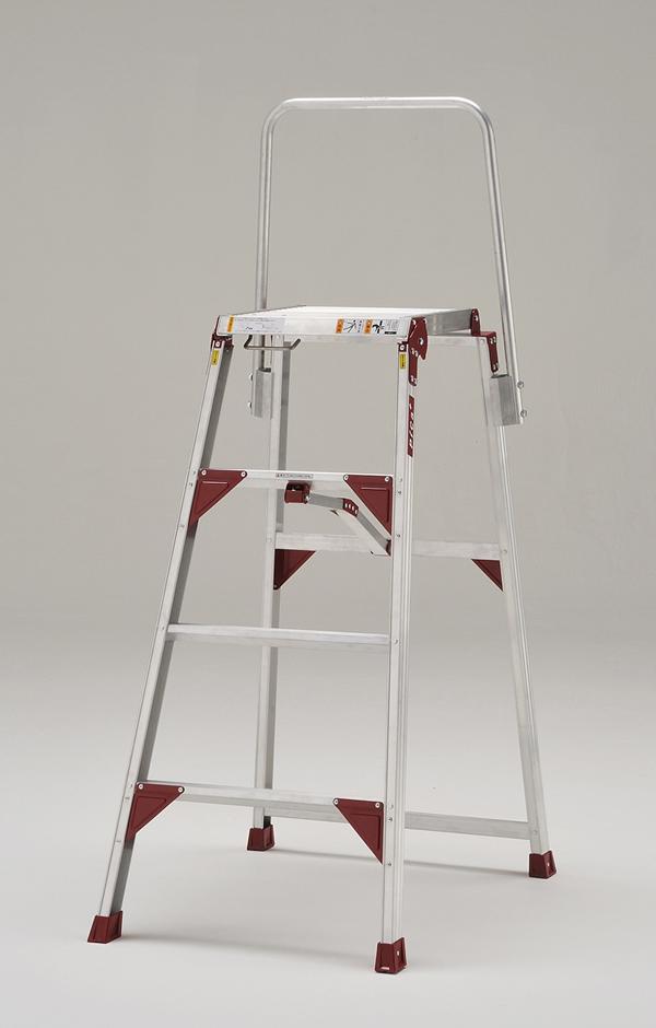 ピカ 【代引不可】【直送】【個人宅不可】 アルミ 折りたたみ式 作業台 テンノリ DXG-120T [A130109]
