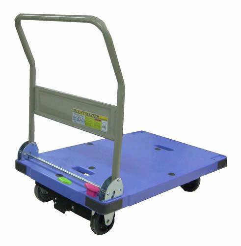 ナンシン nansin 【個人宅不可】 サイレントマスター 樹脂微音運搬車 NDSK-301B2 [A130501]