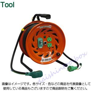 日動工業 【代引不可】【直送】 極太 3.5電線ドラム びっくリール 30mタイプ RND-EB30SF [A120505]