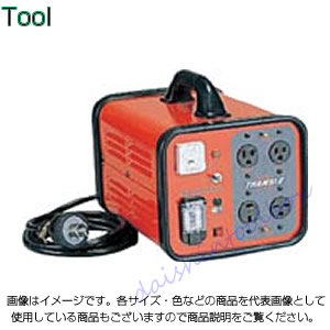 ハタヤリミテッド トランスル 昇降圧兼用型 単相200V・100V 3.0kVA HLV-03A [A120407]