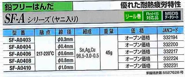 グット goot ホットスティック 直径:11 5kg入 HB-300S-5KRS [A011617]