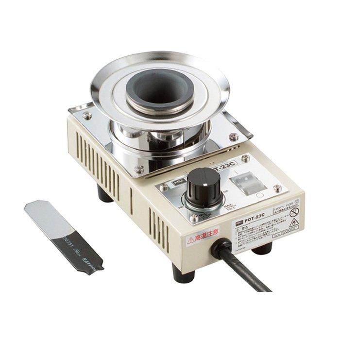 太洋電機産業 グット goot セラミックツボ ソルダーポット POT-23C [A011613]