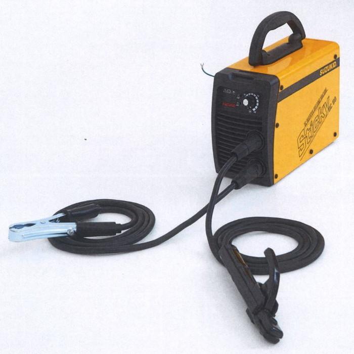 スター電器 スズキット 直流インバーターアーク溶接機 スティッキー STK-80 [A011702]