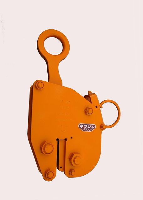 ネツレン 無傷竪吊クランプ 1/2ton FL-VA型 [A020124]
