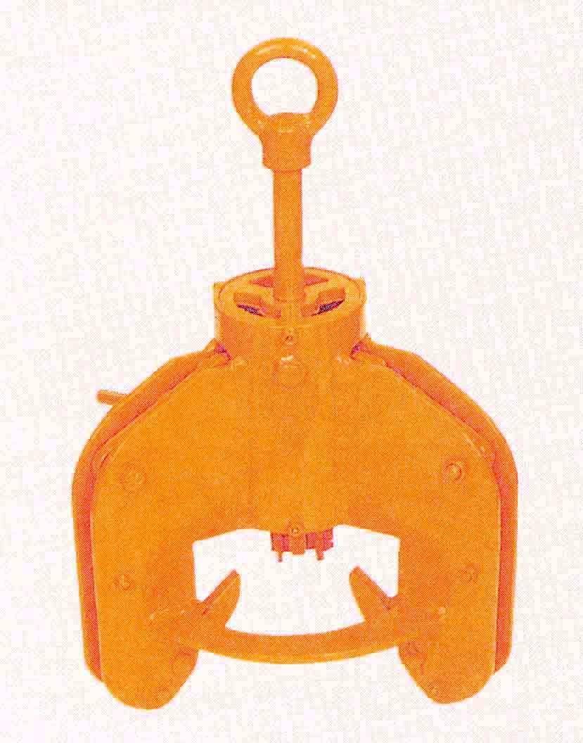 ネツレン 丸棒吊クランプ 1/2ton OV型 [A020124]