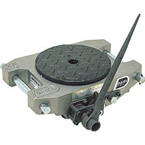 ダイキ スピードローラーアルミ自走式ウレタン車輪5ton AL-DUW-5R [A230101]