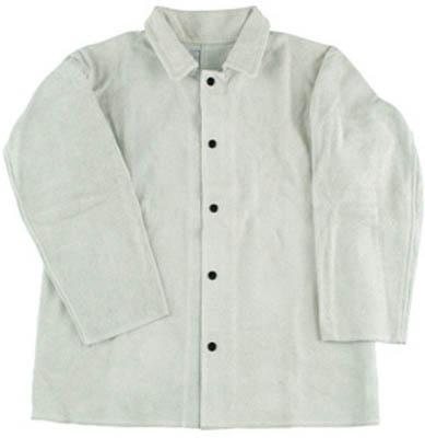 【◆◇エントリーで最大ポイント5倍!◇◆】シモン 溶接用牛床革上衣 L寸 204-L [A011705]