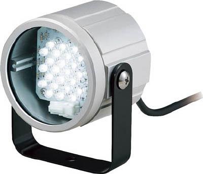 パトライト CLE-24N型 LED照射ライト Φ71 狭角 光度130cd CLE-24N [A072121]
