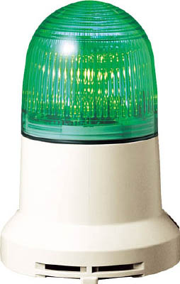 【◆◇マラソン!ポイント2倍!◇◆】パトライト 小型LED表示灯 PEW-200AB-G [A072121]