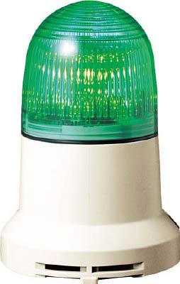 パトライト 小型LED表示灯 PEW-24AB-G [A072121]