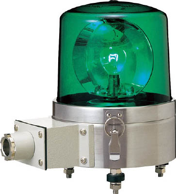 【◆◇マラソン!ポイント2倍!◇◆】パトライト 船舶用大型回転灯 SKLS-110SA-G [A072121]