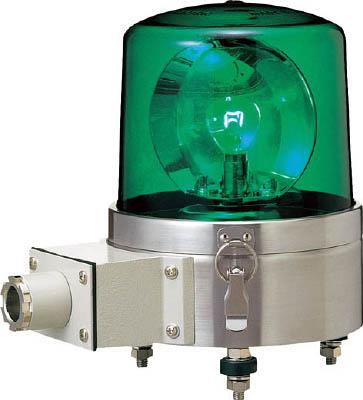 【◆◇マラソン!ポイント2倍!◇◆】パトライト 船舶用大型回転灯 SKLS-120SA-G [A072121]