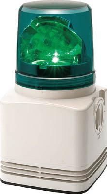 【★店内最大P5倍!★】パトライト 電子音内蔵LED回転灯 RFT-220A-G [A072121]