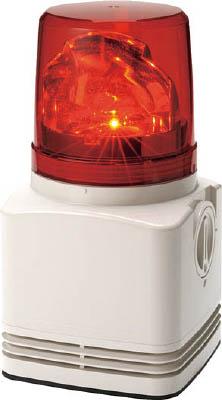 パトライト 電子音内蔵LED回転灯 RFT-220A-R [A072121]