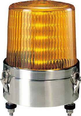 【★店内最大P5倍!★】パトライト LED流動・点滅表示灯 KLE-100S-Y [A072121]