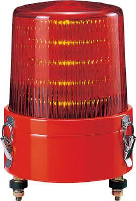 【★店内最大P5倍!★】パトライト LED流動・点滅表示灯 KLE-200-R [A072121]