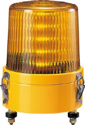 【★店内最大P5倍!★】パトライト LED流動・点滅表示灯 KLE-200-Y [A072121]