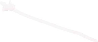 パンドウイット 取り外し可能押し込みタイプ結束バンド ナチュラル (500本入) PRWP1SB-D [A051700]
