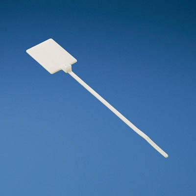 パンドウイット 旗型タイプナイロン結束バンド 白 (1000本入) PLF1MA-M10 [A051700]