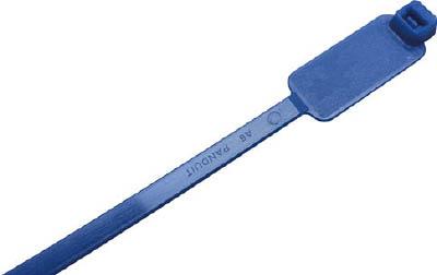 【◆◇マラソン!ポイント2倍!◇◆】パンドウイット 旗型タイプナイロン結束バンド 青 (500本入) PLM2S-D6 [A051701]