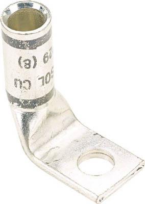 パンドウイット 銅製圧縮端子 標準バレル 1つ穴 90℃アングル (50個入) LCA4-14F-L [A051700]