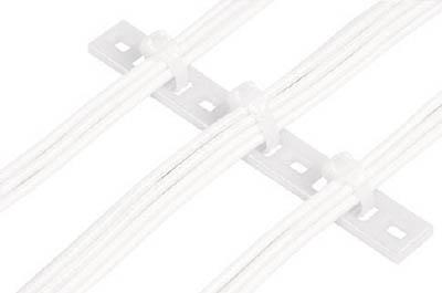 パンドウイット 固定具 マルチタイプレート (100個入) MTP6H-E10-C [A051700]