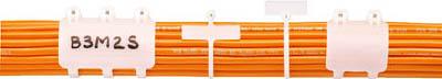 【◆◇マラソン!ポイント2倍!◇◆】パンドウイット 旗型タイプ ステンレス爪ロック式結束バンド ナチュラル BM1M-M [A051701]