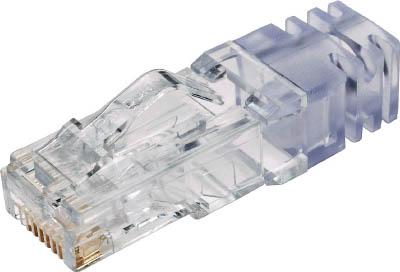 パンドウイット カテゴリ6A モジュラープラグ (100個入) SP6X88-C [A051700]