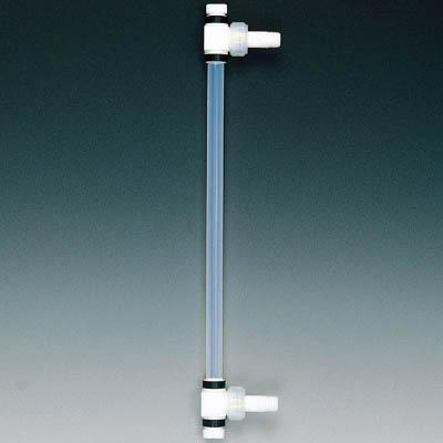フロンケミカル フッ素樹脂 液面計A型タイプR3/8×300mmP 8×14 NR0176-005 [A012022]