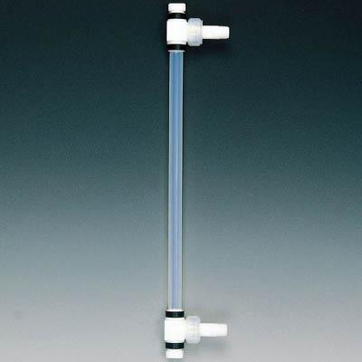 フロンケミカル フッ素樹脂 液面計A型タイプR3/8×500mmP 8×14 NR0176-006 [A012022]