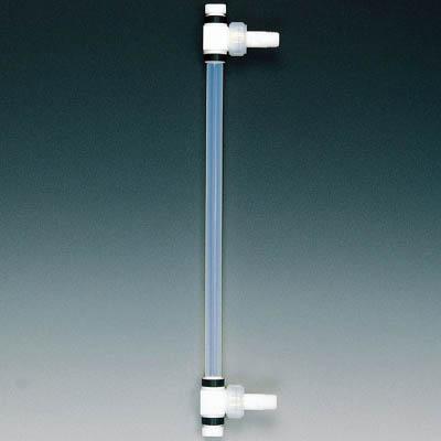 フロンケミカル フッ素樹脂液面計A型タイプR1/2×700mmP 14×22 NR0176-011 [A012022]