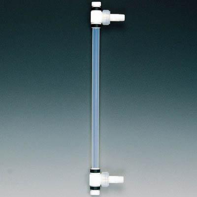フロンケミカル フッ素樹脂液面計A型タイプR3/4×700mmP 18×27 NR0176-015 [A012022]