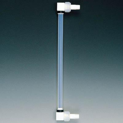 フロンケミカル フッ素樹脂液面計B型タイプR1/4×1000mmP 8×14 NR0177-004 [A012022]