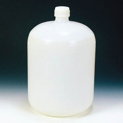 フロンケミカル アフロンR COP細口大型回転成型容器 10L NR0702-002 [A012022]