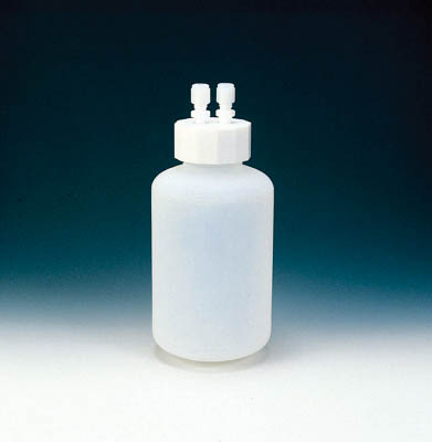 フロンケミカル フッ素樹脂 ロトモールド回転成型容器 15L NR0710-005 [A012022]