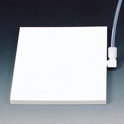 フロンケミカル フッ素樹脂(PTFE) バブラー 180幅×180L×15t NR1022-003 [A012022]