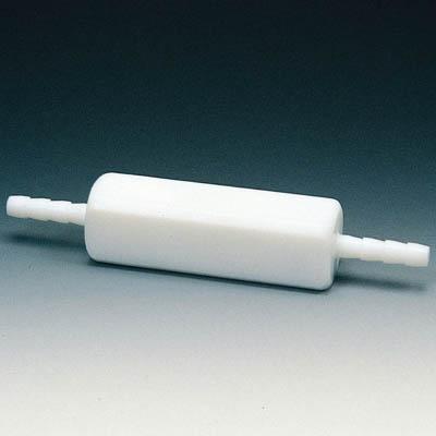 フロンケミカル フッ素樹脂(PTFE) チェックバルブB型 8 NR1115-002 [A092321]