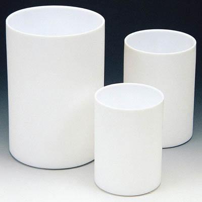 【★エントリーでP10倍!★】フロンケミカル フッ素樹脂(PTFE)円筒容器肉薄 5000cc NR1149-008 [A012022]