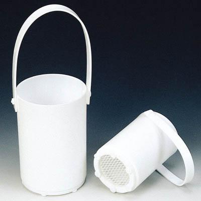フロンケミカル 【個人宅不可】 フッ素樹脂(PTFE)洗浄カゴ 2000cc NR1272-003 [A012022]