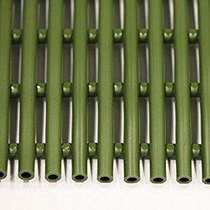 ミヅシマ工業 セーフティマット ソフト グリーン #4390201 [A230101]