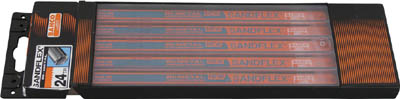 バーコ BAHCO ハンドソー替刃バイメタル 300mm×24山 100枚入 3906-300-24-100 [A080115]