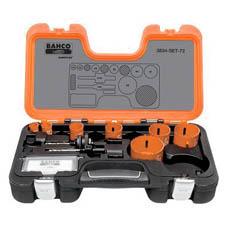 バーコ BAHCO バイメタルホルソー セット 3834-SET-72 [A080111]