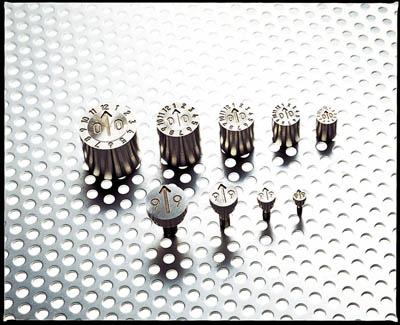 浦谷商事 金型デートマークYM型 外径5mm UL-YM-5 [A011915]