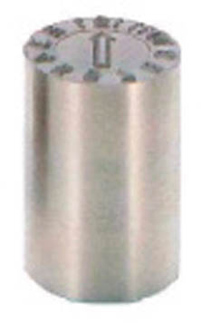 浦谷商事 W型金型デートマークデートマークD1型 外径10mm WS-D1-10 [A011915]
