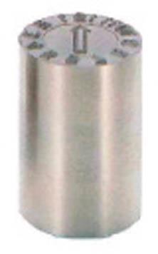 浦谷商事 W型金型デートマークデートマークOM型 外径20mm WS-OM-20 [A011915]