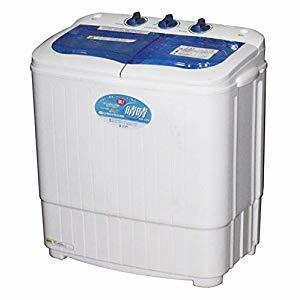 【◆◇マラソン!ポイント2倍!◇◆】アルミス 2槽式小型洗濯機 新晴晴 AHB-03 [A150704]