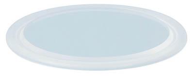 日東金属工業 透明アクリル蓋付密閉タンク用蓋 24用 AF-24 [A180407]
